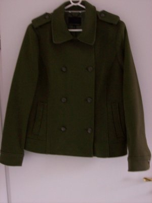 Banana Republic Jacket olive green