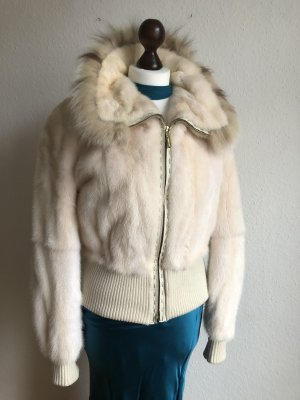 Pelt Coat multicolored fur