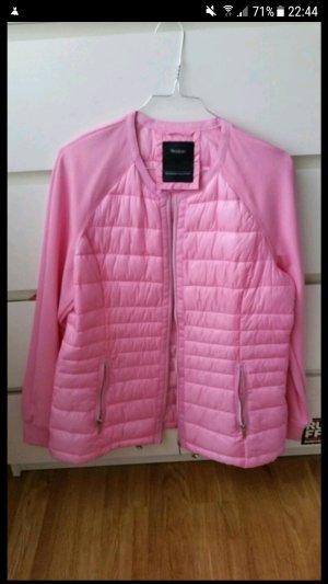 jacke pink gr. 40 neu