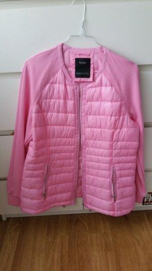 Jacke rosa gr. m neu