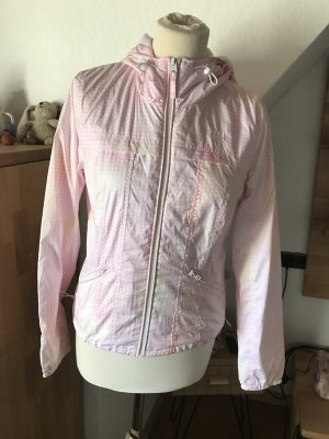 Jacke rosa pink Rose abercrombie and fitch gelb
