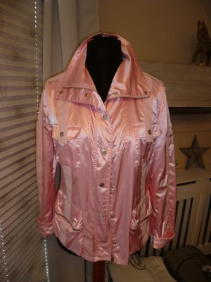 Jacke rosa Sylt Ambiente leicht Luxus Gr 42 top
