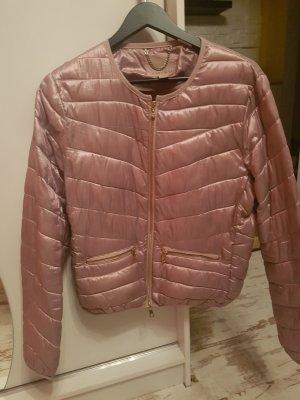 Amisu Chaqueta softshell color rosa dorado