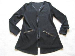 jacke schwarz gr 36 s