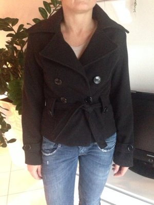 Jacke schwarz Gr M wie neu