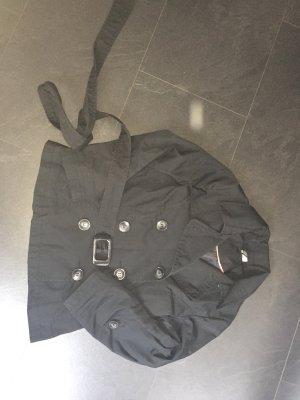 Jacke schwarz Größe 36