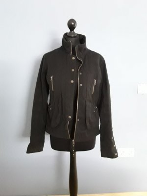 Jacke - schwarz - Größe L