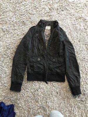 College Jacket black