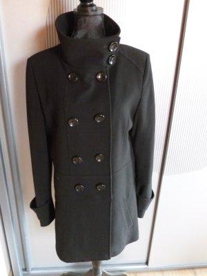 She Manteau court noir