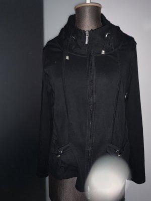 Jacke Sportjacke  Gr 40 L von Apanage , schwarz