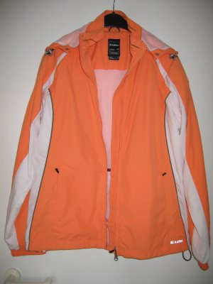 Jacke Sportjacke Laufjacke Funktionsjacke Gr. 40 orange KILLTEC