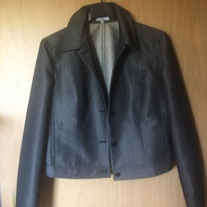 Blue Strenesse Denim Jacket dark blue