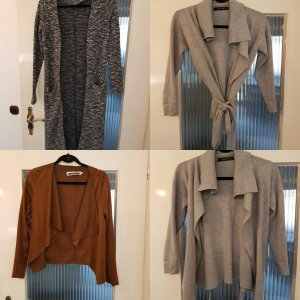 Jacke Strickjacke Cardigan