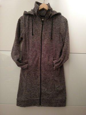 Janina Abito cappotto nero-grigio