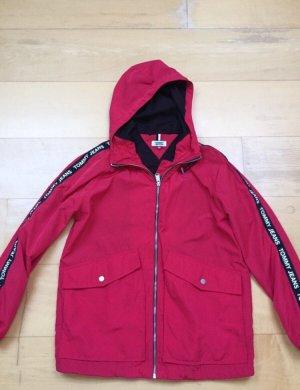 Tommy Hilfiger Between-Seasons Jacket red