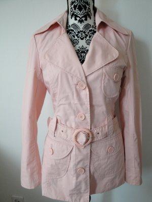 Jacke * Trenchcoat * Vero Moda * rosa *