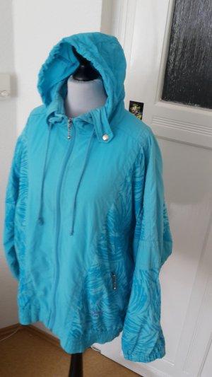 Raincoat light blue-baby blue