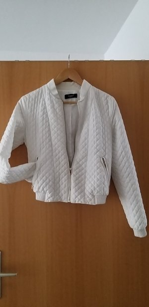 Sisters point Bomber Jacket white