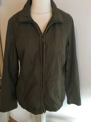 Jacket green grey-olive green