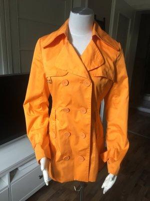 Vero Moda Pea Jacket orange