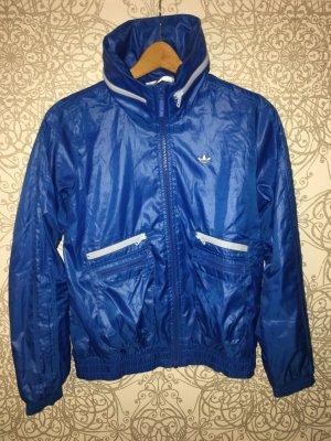 Jacke von Adidas #blau #sportjacke #kapuzenjacke
