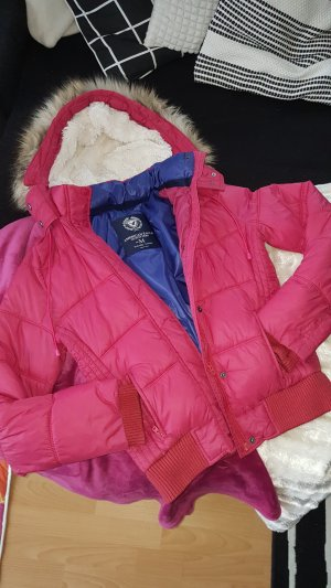 American Eagle Outfitters Jacket pink-magenta