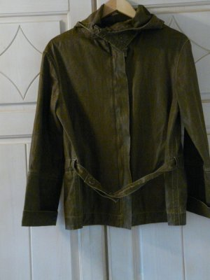 Annette Görtz Overgangsjack groen-grijs-khaki