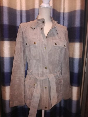 Apart Leather Jacket light brown