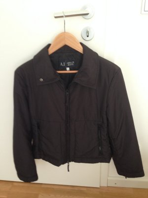 Armani Jeans Between-Seasons Jacket black