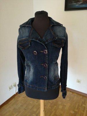 Jacke von Background, Jeansjacke