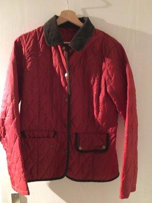 Barbour Between-Seasons Jacket orange-red