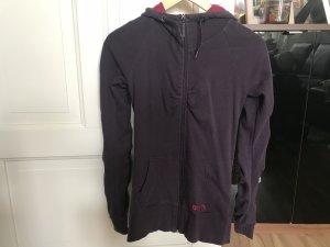Bench Jacket dark violet-violet