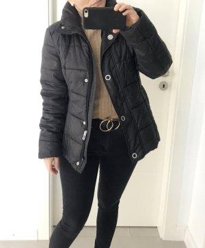 Veste matelassée noir