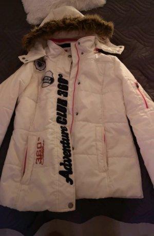b.p.c. Bonprix Collection Between-Seasons Jacket white