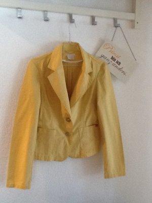 Jacke von CASTRO in Gr. 40 (EUR) in Gelb- Ideal für den Frühling!