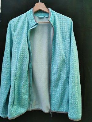 Crivit Long Jacket turquoise
