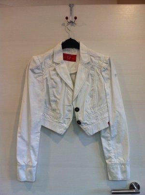 Jacke von Edc by Esprit in Weiß