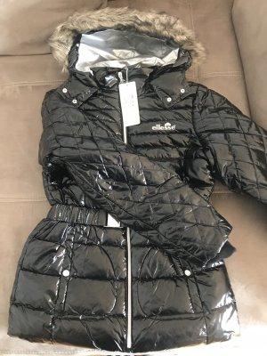 Ellesse Quilted Jacket black