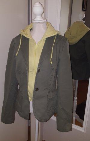 Jacke von Esprit khaki