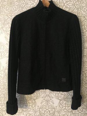 Jacke von Esprit #strickjacke #schwarz