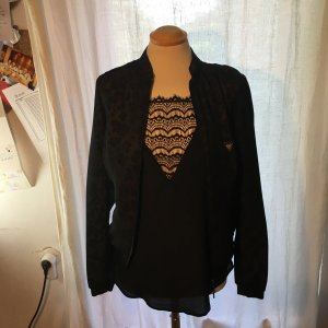 Guess Blouse Jacket black polyester