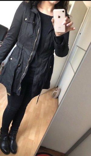 H&M Giacca mezza stagione nero