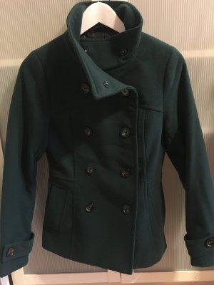Jacke von H&M Größe 34 dunkelgrün
