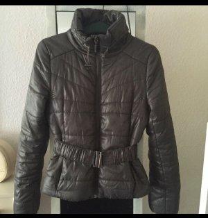 Jacke von H&M Olivgrün ,Gr 36