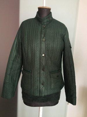 Jacke von Heine Gr 40 M grün
