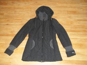 Jacke von Khujo in Gr. S 34 schwarz