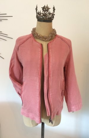 Liebeskind Blusón color rosa dorado Algodón