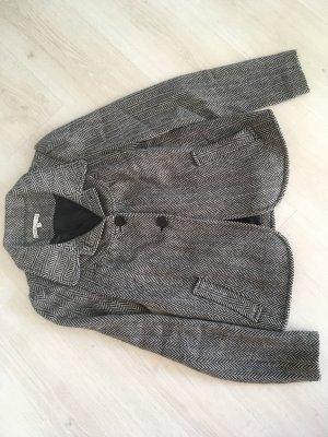 Maje Tweed Blazer grey brown