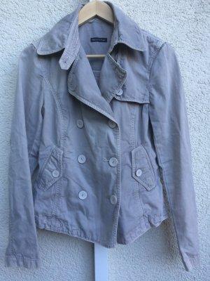 Jacke von Marc O'Polo Größe 36/38 hellgrau