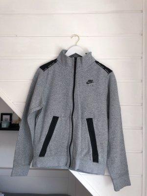 Nike Sports Jacket grey-black